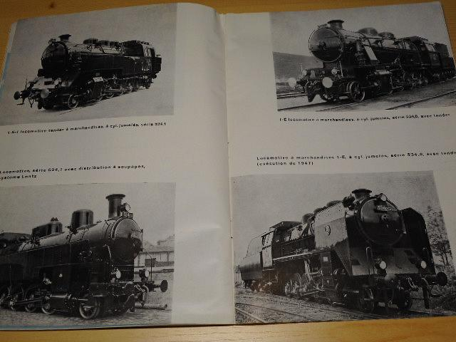 ČKD - Locomotives - prospekt - 1947