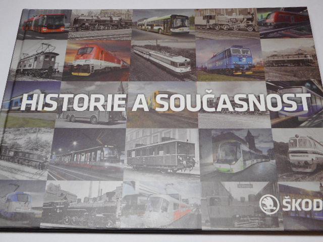 Škoda - historie a současnost - 2014