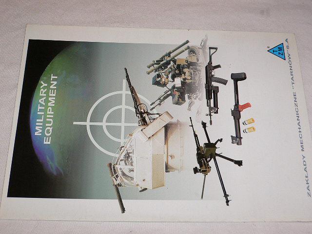 ZMT - Military equipment - prospekt