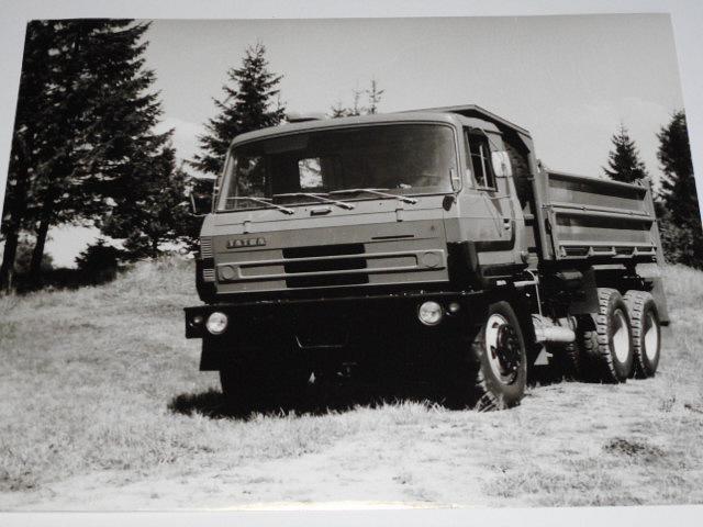 Tatra 815 S3 - fotografie