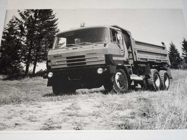 Tatra 815 S3 - velké reklamní fotografie