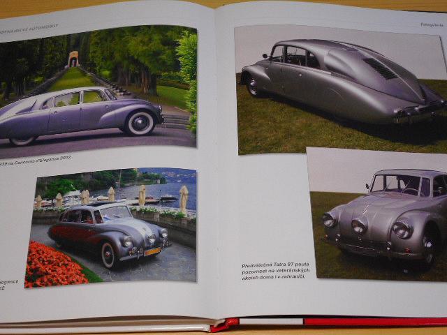 Aerodynamické automobily - Československá osobní a sportovní vozidla s aerodynamickými karoseriemi