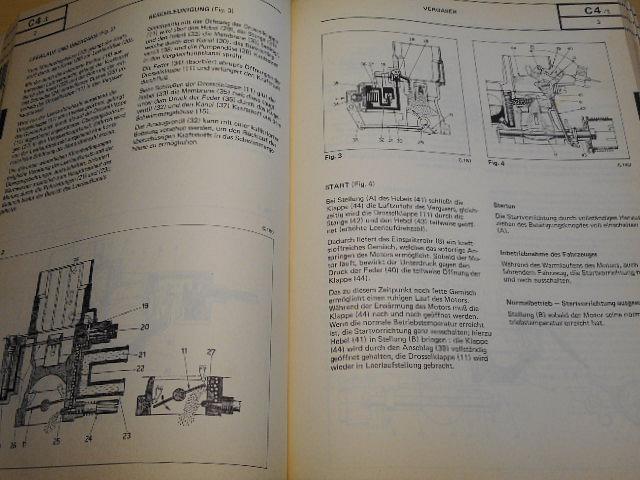 Chrysler 160, Chrysler 180, Chrysler 2 Litres - Reparatur - Handbuch - 1974