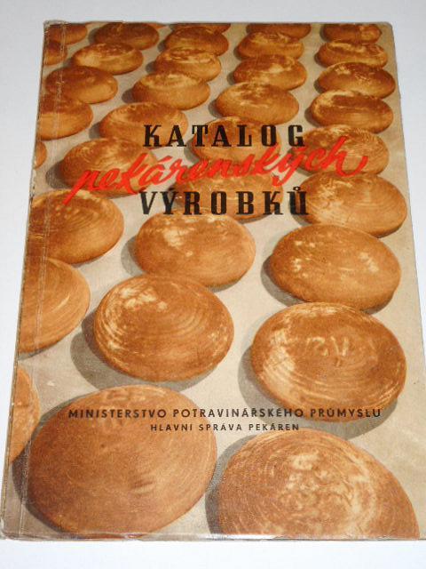 Katalog pekárenských výrobků