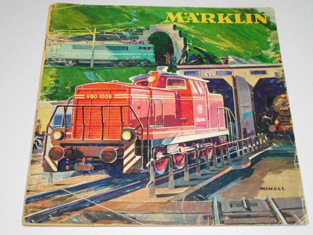 Märklin - Katalog 1963/64