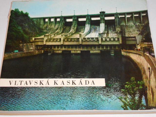 Vltavská kaskáda - 1969 - Miloš Kredba