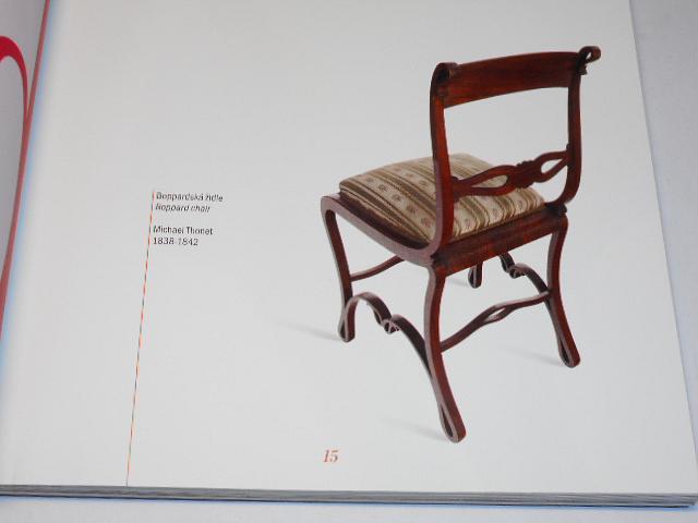 150 let ohýbání dřeva - Bystřice pod Hostýnem 1861 - 2011 - 150 years of bending wood - TON - THONET