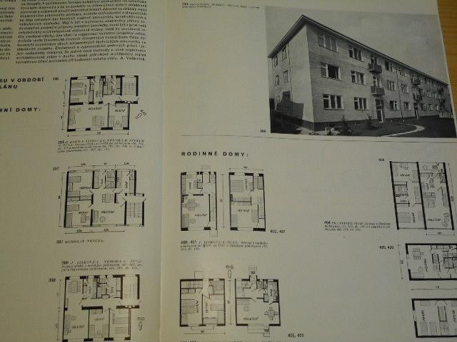 Architektura ČSR - 1947