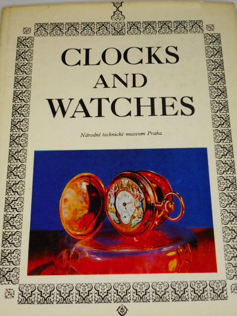 Clocks and watches - Stanislav Michal - 1974