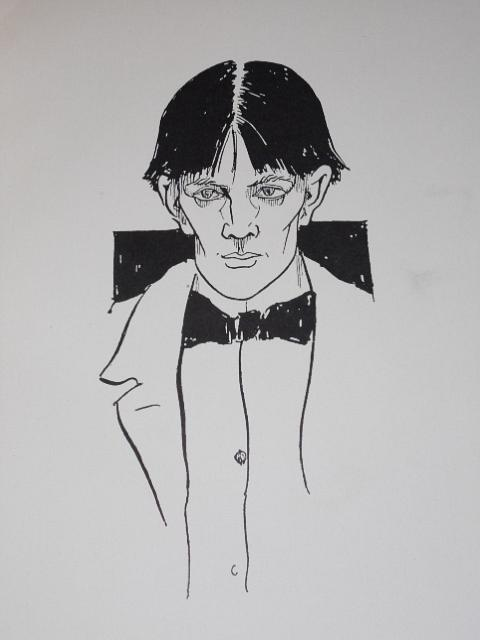 Aubrey Beardsley - Album kreseb - 1925