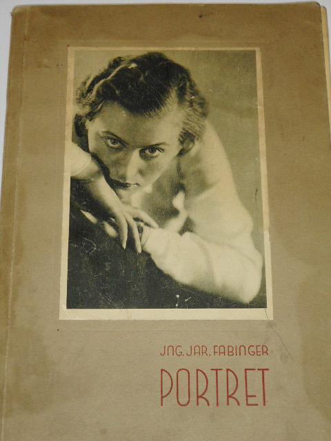 Portret - Jaroslav Fabinger - 1935