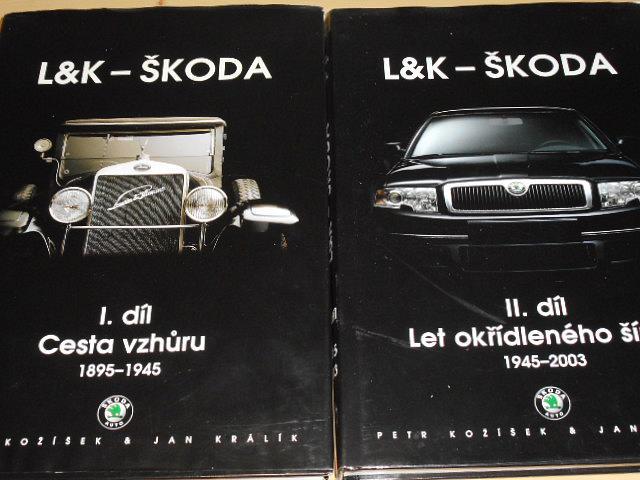 Laurin a Klement - Škoda - Petr Kožíšek, Jan Králík - 2003