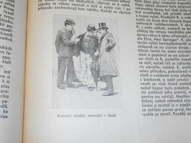 System kriminalistického vzdělání - Josef Šejnoha