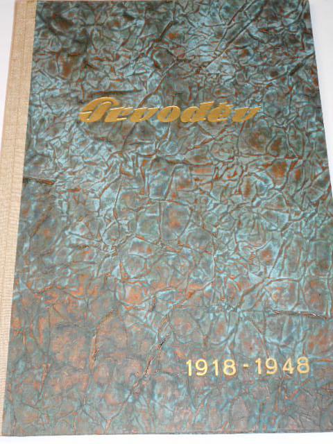 Prvoděv, první dělnické oděvní družstvo v Prostějově - 1918 - 1948 - Emil Strnad, ilustrace Antonín Kameník