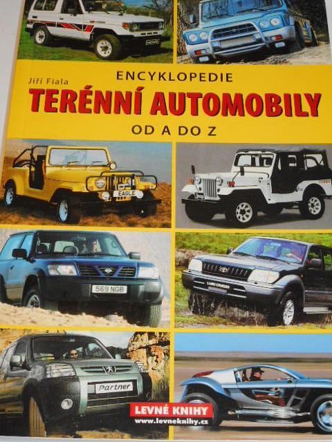 Encyklopedie terénní automobily od A do Z - Jiří Fiala - 2008