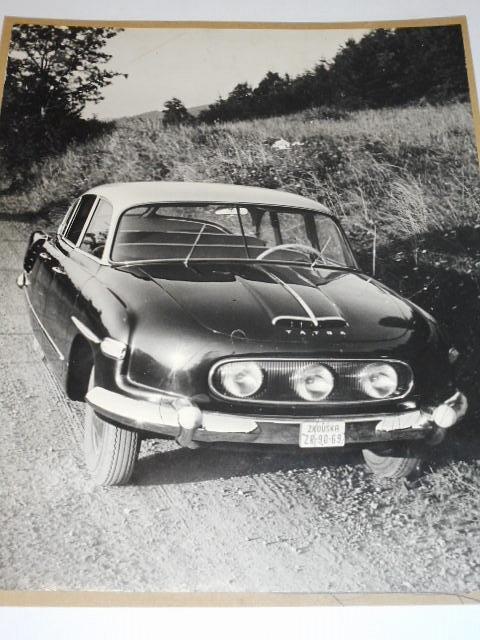 Tatra 603 - fotografie