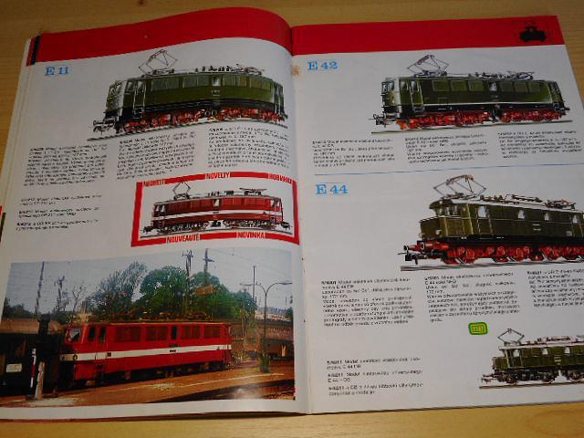 PIKO Modellbahn - modelová železnice - prospekt