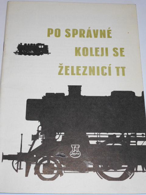 Po správné koleji se železnicí TT