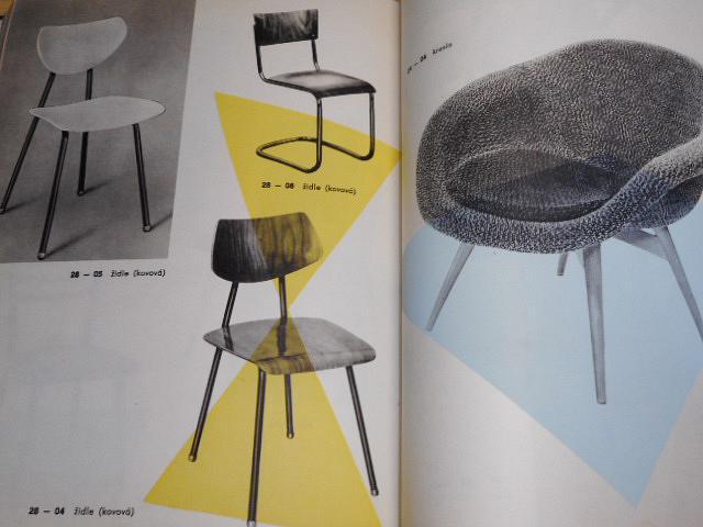 Katalog nábytku 1961
