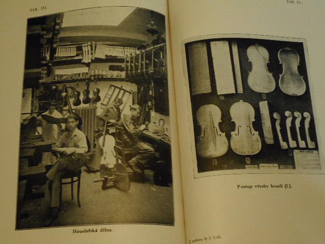 Hudební nástroje - Antonín Modr - 1943