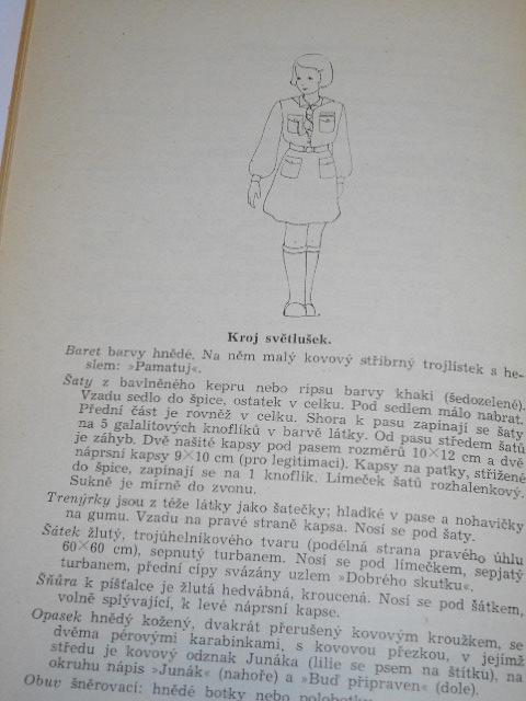 Příručka pro vedení světlušek - 1947