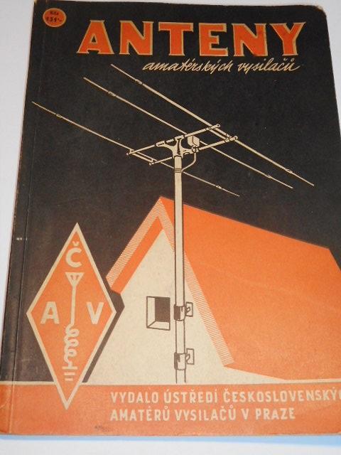 Anteny amatérských vysilačů - 1947