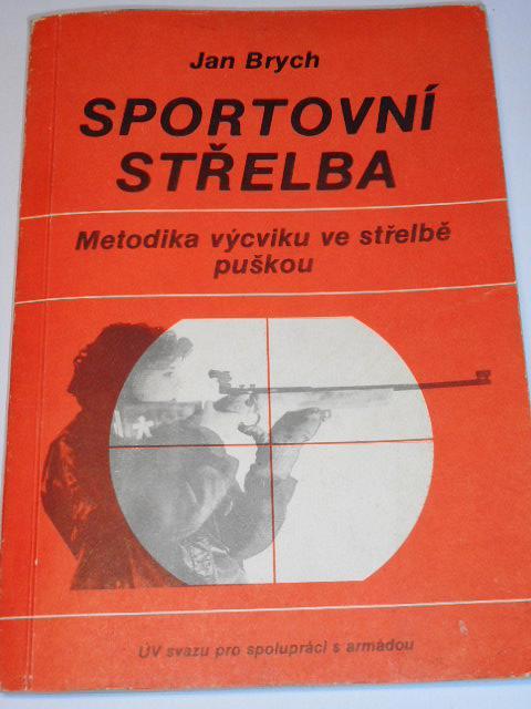 Sportovní střelba - Jan Brych - 1985