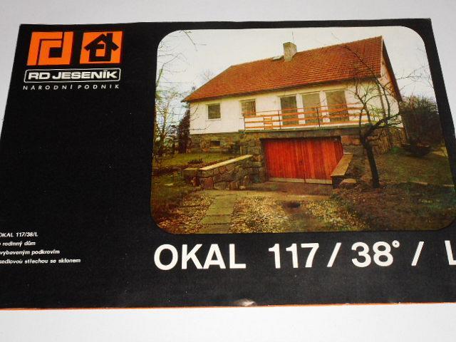 OKAL 117/38/L - RD Jeseník - prospekt