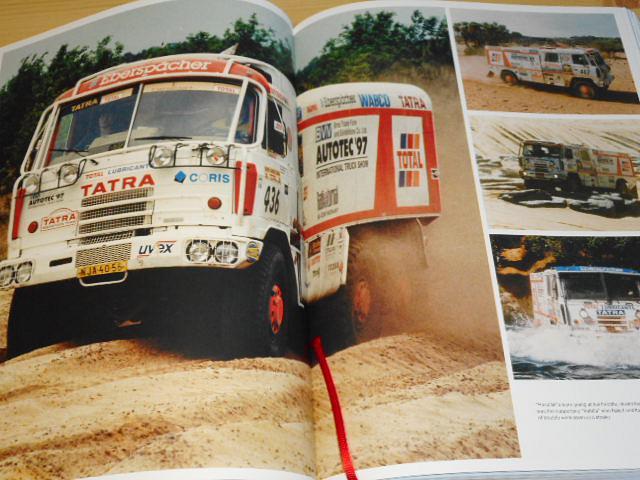 Tatra On Top - Milan Olšanský, Radomír Smolka - 2016 - Tatra 815, Dakar Rally...