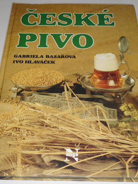 České pivo - Gabriele Basařová, Ivo Hlaváček - 1998