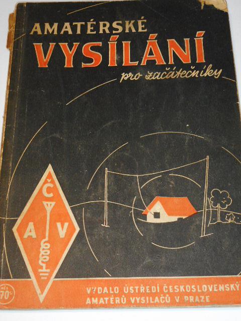 Amatérské vysílání pro začátečníky - 1946