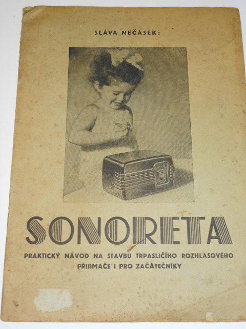 Sonoreta - Sláva Nečásek - 1947/48