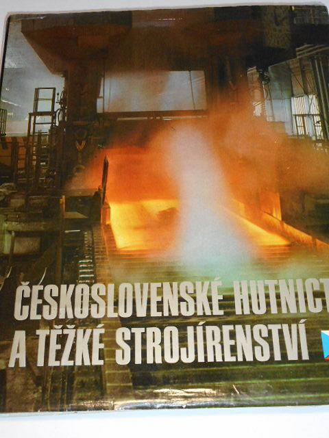 Československé hutnictví a těžké strojírenství - 1980