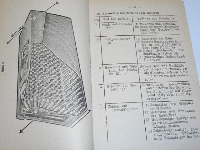 Ausbildungsvorschrift für die Infanterie (A.V.I.) Heft 2 a Die Schützenkompanie - 1941 - H. Dv. 130/2a