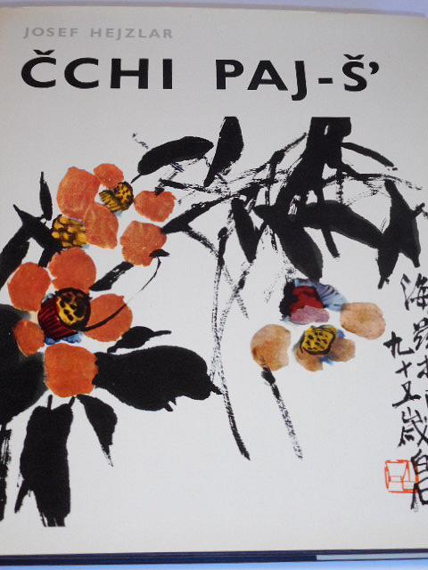 Čchi Paj-š´ - Josef Hejzlar - 1970