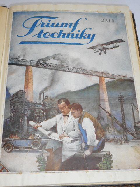 Triumf techniky 1924