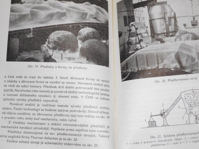 Zpracování a použití polyesterových skelných laminátů - Otakar Slezák - 1965