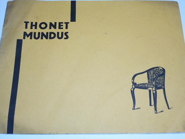 Thonet Mundus - prospekt