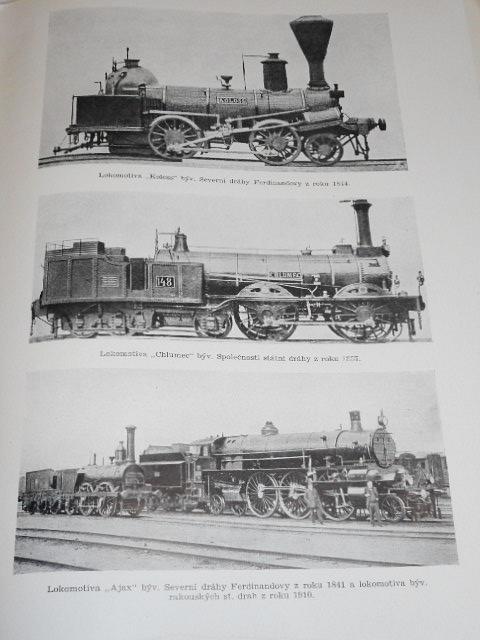 Světové dějiny techniky - dějiny dopravy - dějiny dopravy na koleji - Vladimír Ringes