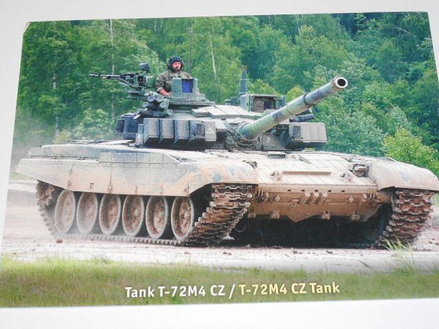 Technika a výzbroj Armády České republiky - Equipment and Armament of the Czech Republic´s Armed Forces - 2006
