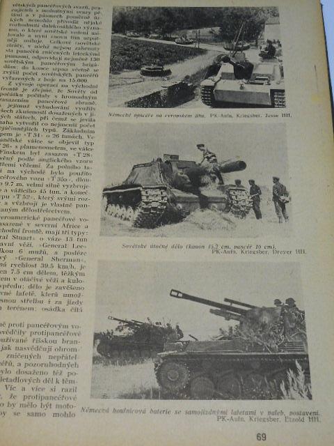 Vládní vojsko - 1943, 1944 - časopisy