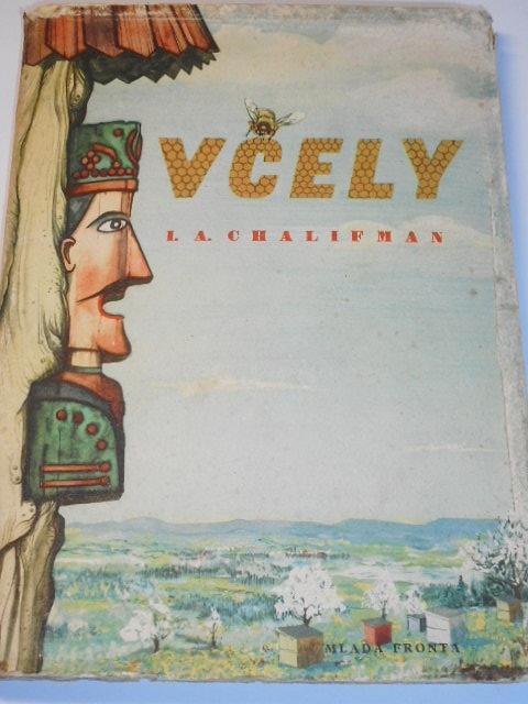 Včely - I. A. Chalifman - 1955