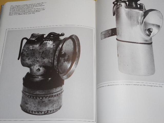 Des Lumiéres dans la nuit - Michel C. Dupont - 1983 - hornické kahany