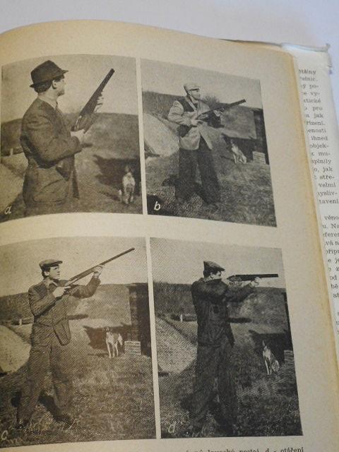 Lovecké střelectví - L. Dřímal, A. Kuba, V. Šulc - 1955