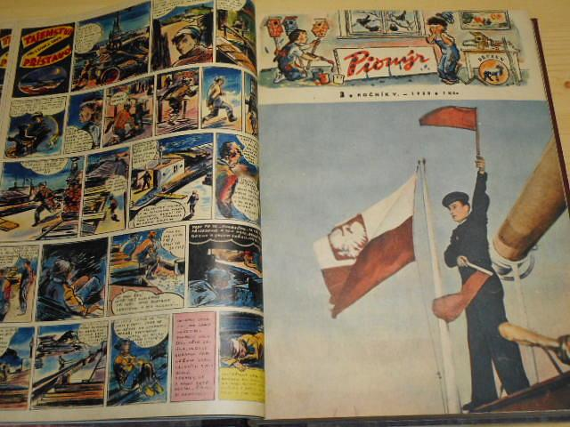 Pionýr - 1958 - ročník V.