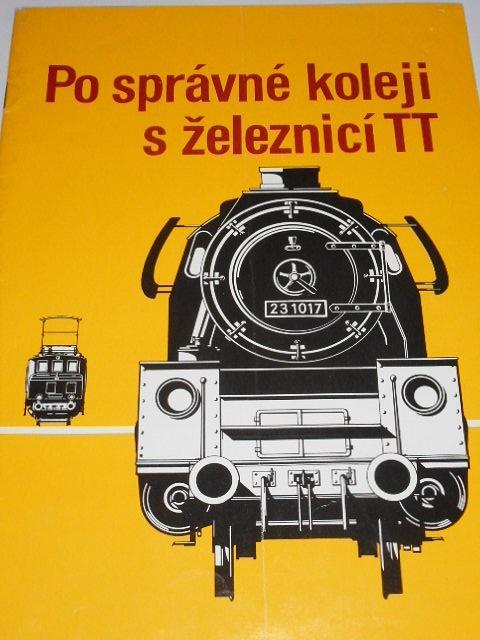 Po správné koleji s železnicí TT - Berliner TT Bahnen