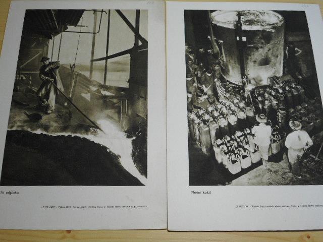 V hutích - Fr. Weiss - 1951