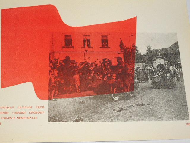 60. výročí založení KSČ na Kutnohorsku - Kutná Hora - 1981