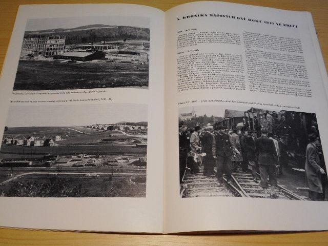 Zruč nad Sázavou včera a dnes - 1984