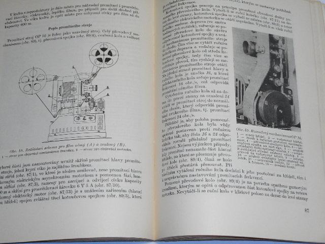 Promítáme úzký film - Metoděj Skříčka - 1959